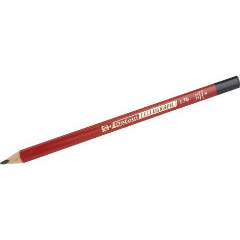 2 crayons graphite triangulaire Lyra