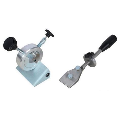 2 dispositifs d'affûtage ( gouges et couteaux-ciseaux) NTS200HS2 pour NTS250 - Holzmann - -