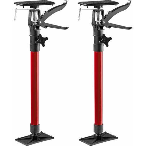 2 Door frame struts - build prop, support prop, adjustable props