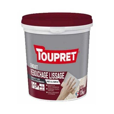 2 en 1 Pasta de relleno para alisar TOUPRET 1.5kg - BCMULPEX1.5