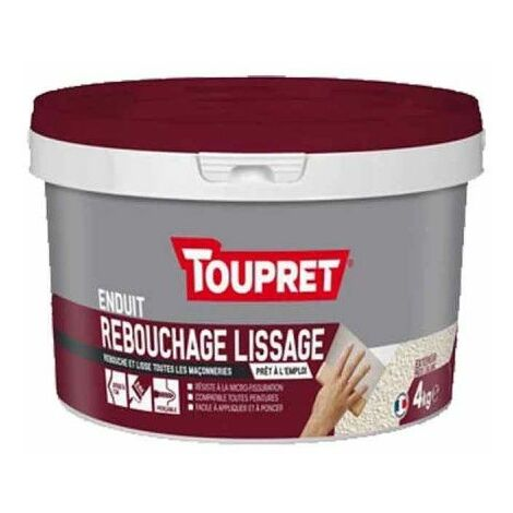 2 en 1 Pasta de relleno suavizante TOUPRET 4kg - BCMULPEX04