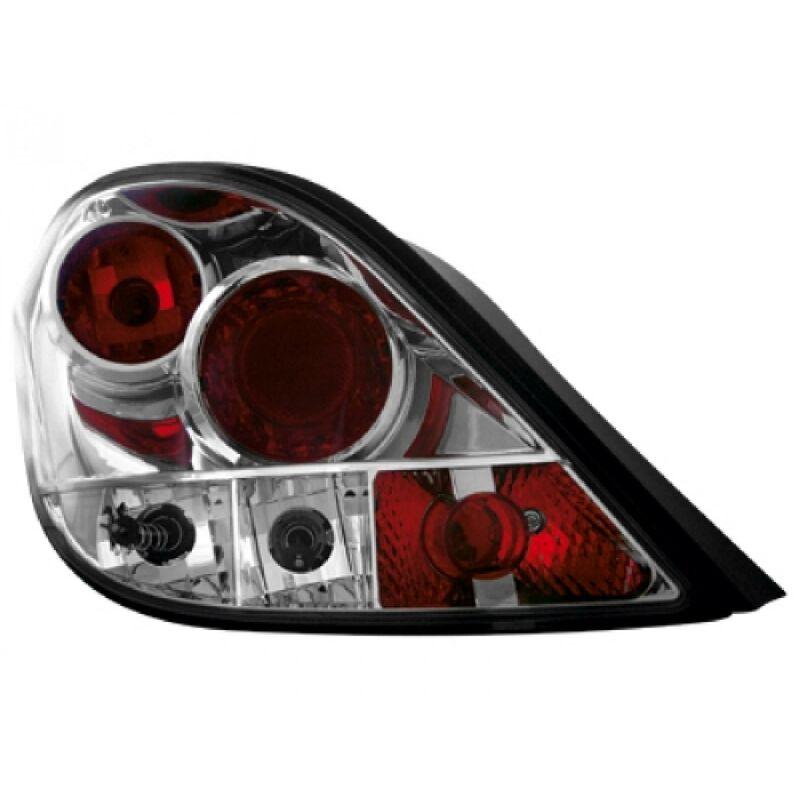 2 Feux Tuning EVO Light Adaptables compatible avec Peugeot 207 ap06