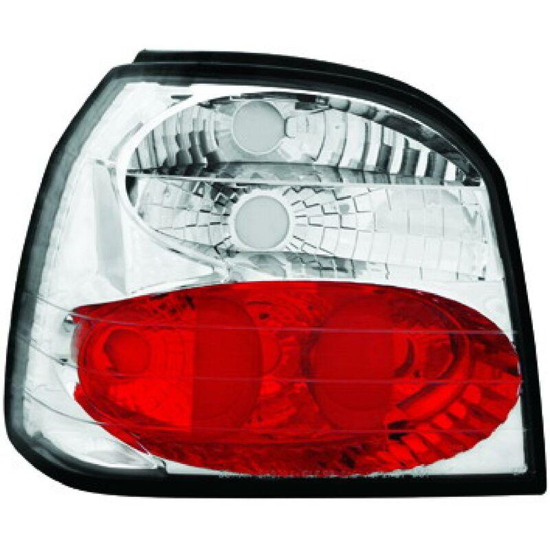 2 Feux Tuning EVO Light compatible avec VW Golf III 91-98 - Cristal - PROMO ADN