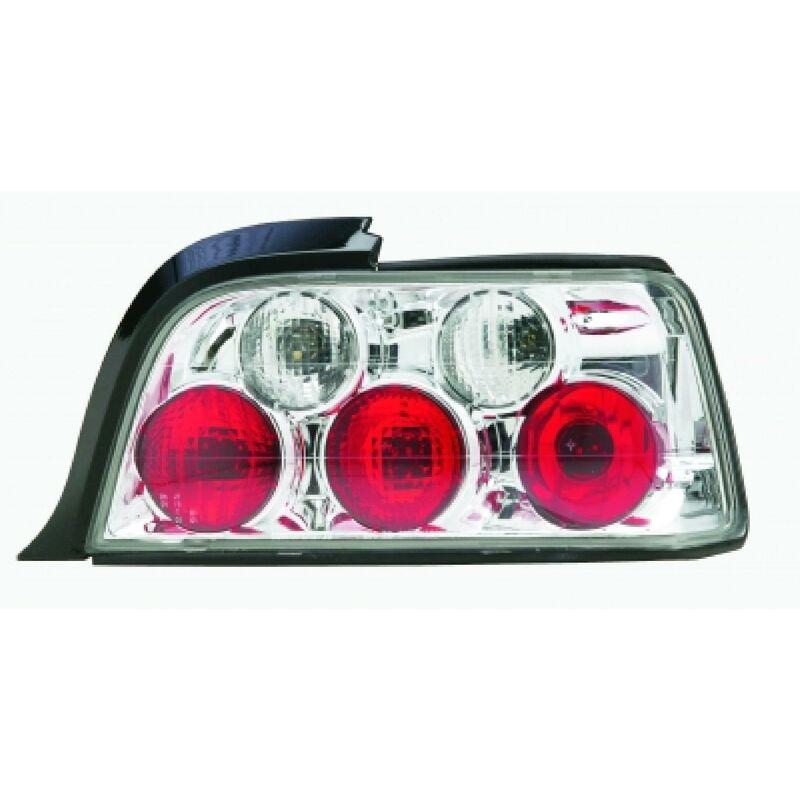 2 Feux Tuning Lexus Adaptables compatible avec BMW E46 Coupe - 2P - PROMO ADN