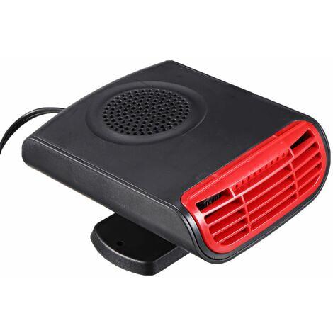 2 in 1 DC 12V 400W Car Truck Heater Heater Cooler Fan Dryer Windshield Anti-Fog Defroster