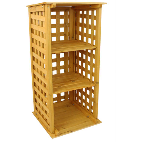 2 in 1 Firewood & Wellie Storage Rack
