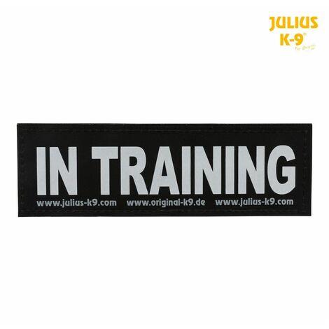 2 julius-k9® bandes auto-agrippantes - L, in training