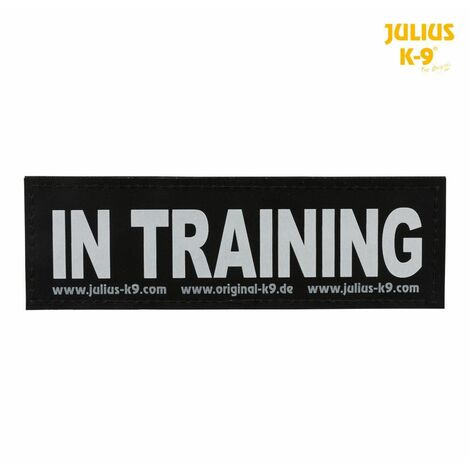 2 julius-k9® bandes auto-agrippantes - S, in training