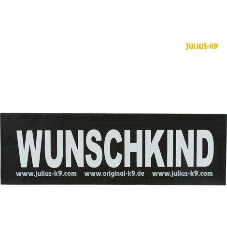 2 Julius K9 bandes auto agrippantes taille L - WUNSCHKIND