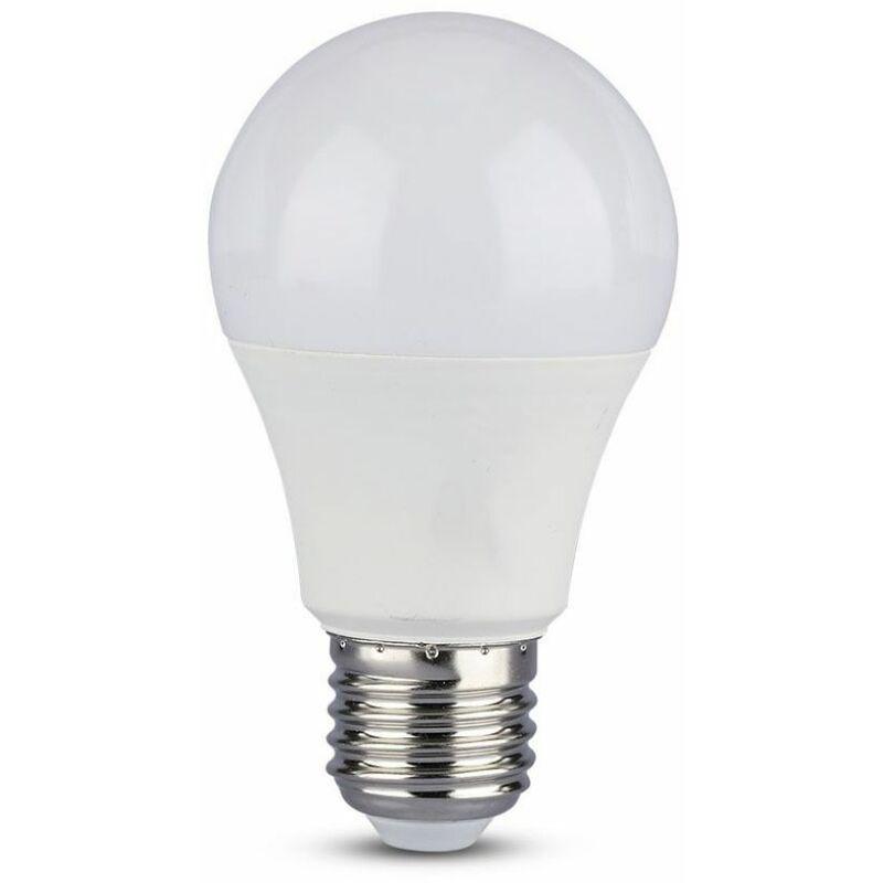 Lampadina LED E27 9W A60 3 in 1 (3000K+4000K+6400K) (Blister 2 Pezzi) - V-tac