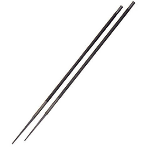 2 limes pour chaîne de tronçonneuse D. 7/32 - 5,6 mm L.200 mm - 449.60 - PG Professional