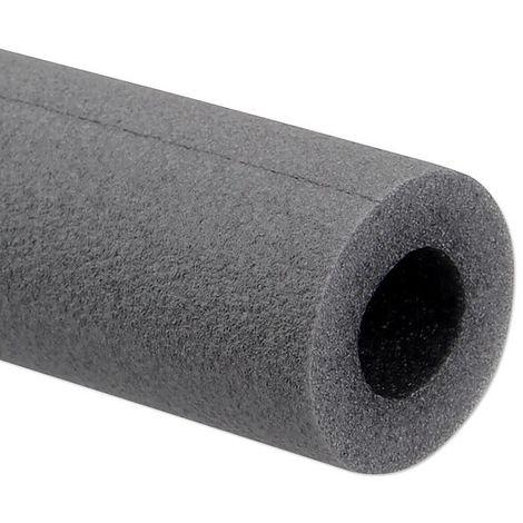 2 m Rohrisolierung für Rohr Ø 20 - 22 mm - Dämmschichtdicke 13 mm - 50% EnEV
