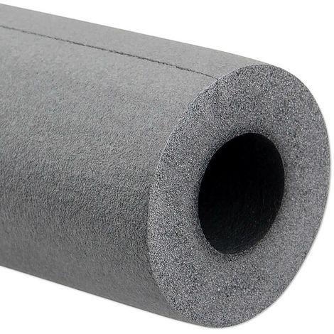 2 m Rohrisolierung für Rohr Ø 32 - 35 mm - Dämmschichtdicke 20 mm - 50% EnEV