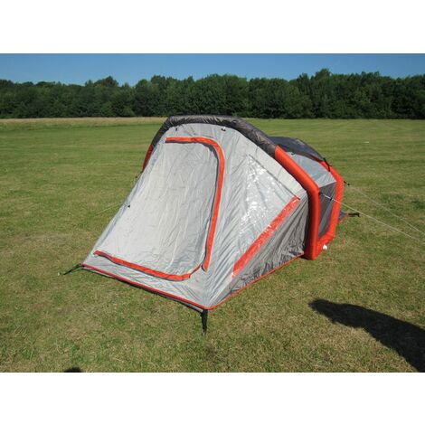 2 Man Inflatable Tent (Blow Up Camping Air Shelter with Pump)