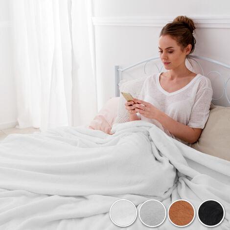 Confort térmico y gramaje de una manta