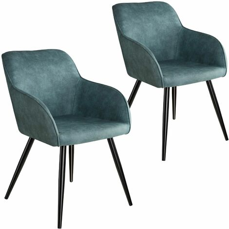 2 Marilyn Fabric Chairs