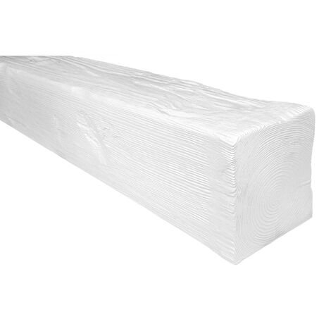 2 Meter | Balken | Decke | Holzimitat | PU | 170x190mm | Deco Wood | ED104