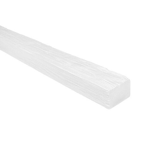 2 Meter | Balken | Decke | Holzimitat | PU | 90x60mm | Deco Wood | ED107