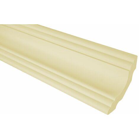 2 mètres | garniture | PU | flexible | Grand Décor | 74x74mm | P801 flexi