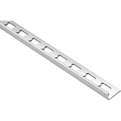 2 mètres | Profil en L | Acier inoxydable | V2A | Différentes tailles | HEX100