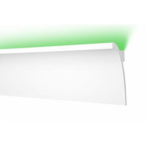 2 mètres   trim   LED   Ecopolimer   antichoc   Cosca   45x120mm   CK3