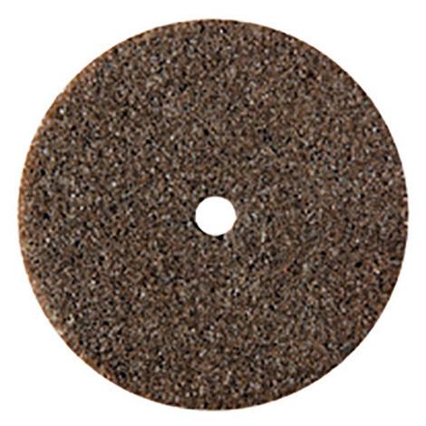 2 meules abrasives corindon brun D. 22 mm - M.2640 - PG Mini - Brun