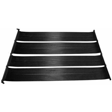 2 pieces Panneau solaire piscine pour chauffage piscine