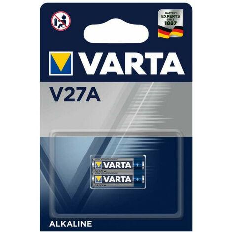 2 piles V27A - A27 - MN27 Varta Alcaline 12V (4227101402)