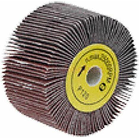 2 Rodillos abrasivos grano 80 para Pulidora – Satinadora Proxxon WAS/E