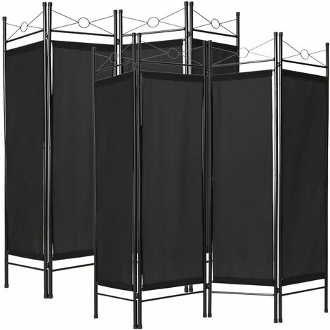 2 room dividers paravent - room divider screen, partition wall, divider