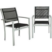 2 sillas de jardín