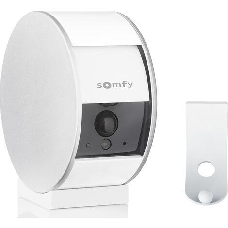 2 Somfy Indoor Camera, caméras de surveillance intérieures - 1870469 - Blanc