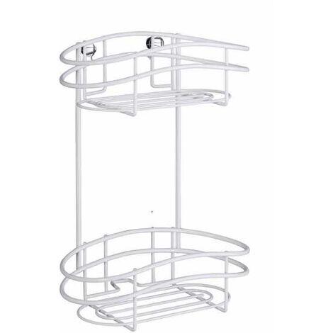 2-tier wall rack Classic Plus WENKO
