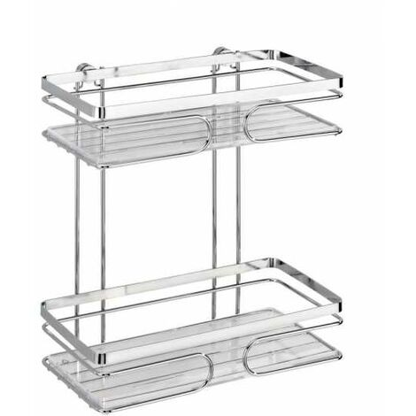 2-Tier Wall Rack Premium WENKO