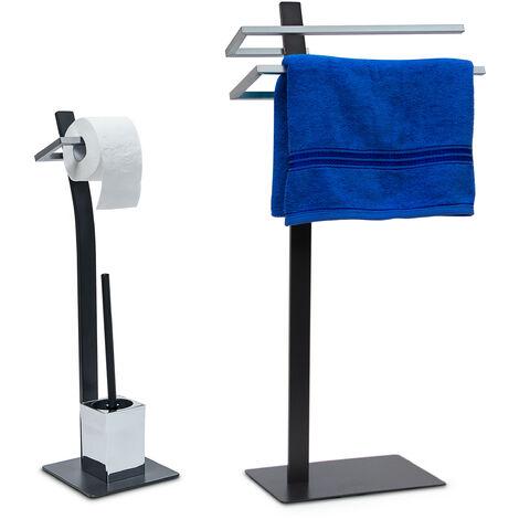 2 tlg Badezimmer Set GRAO, WC Garnitur freistehend ...