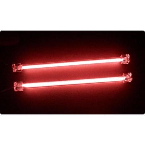 2 Tubes neon cathode froide rouge 30cm Bc Corona
