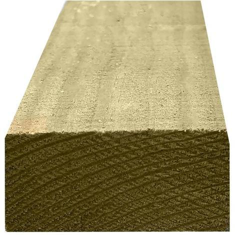 "2"" x 1"" (50mm x 22mm) Pressure Treated Timber Boards 3.6m Pack of 4"