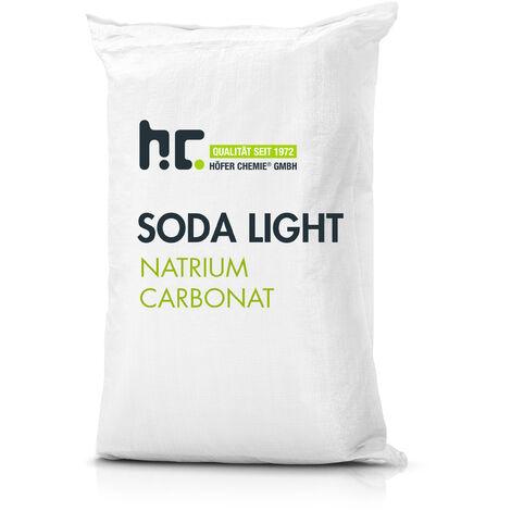 2 x 25 kg 25 Kg Carbonate de sodium