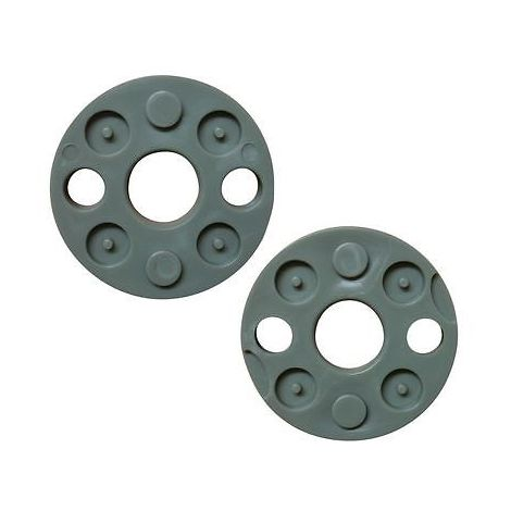 2 x Blade Spacers Fits Flymo Turbolite 330 350 400 FLY017