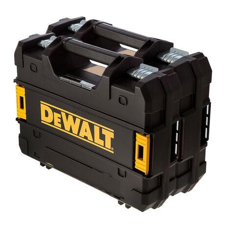 2 x Dewalt TStak Power Tool Case for Impact Driver / Combi Drill - DCF887 DCD796