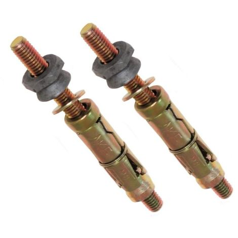 2 x M8 Secure Ground Fixing Bolt Kits [001-2820]