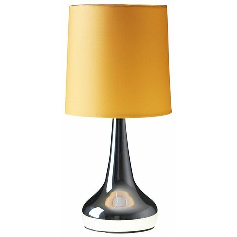 """main image of """"Pair Of Teardrop Touch Table Lamps"""""""