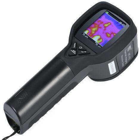 -20 ~ 300 ¡ã C / -4 ~ 572 ¡ã F Camara termografica profesional, mini camara digital portatil de imagenes termicas LCD