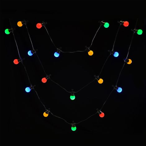20 Connect Party Lights-Multi