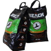 20 Kg Beach Kokos Grill Briketts von BlackSellig reine Kokosnussschalen Grillbriketts - perfekte Profiqualität