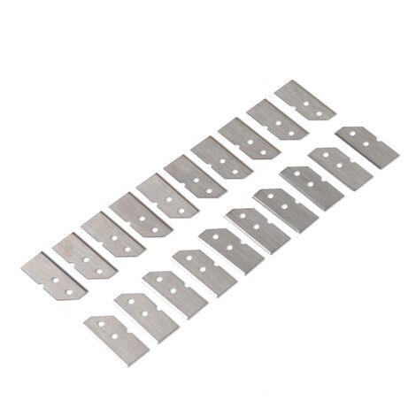 20 lames de coupe de rechange pour robot tondeuse Nestor VOLTR