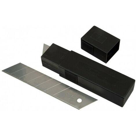 20 lames de cutter 25mm FATMAX STANLEY