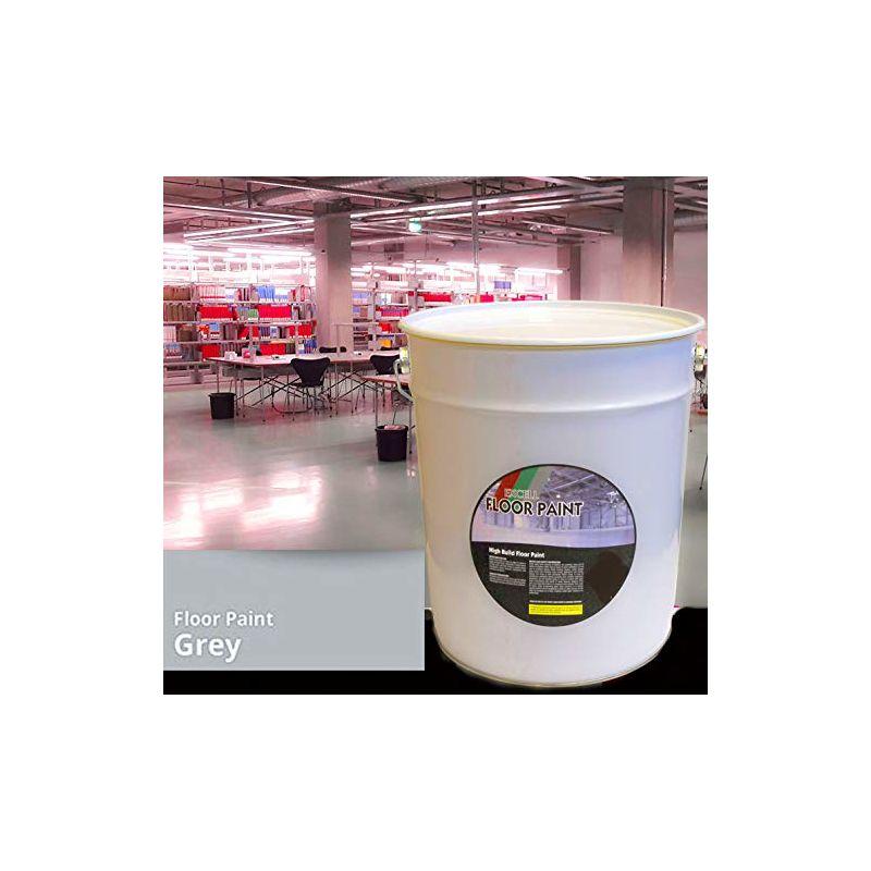Image of 20 LTR Paint - Grey Acrylic - Floor