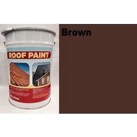 20 LTR Roof Paint - Brown