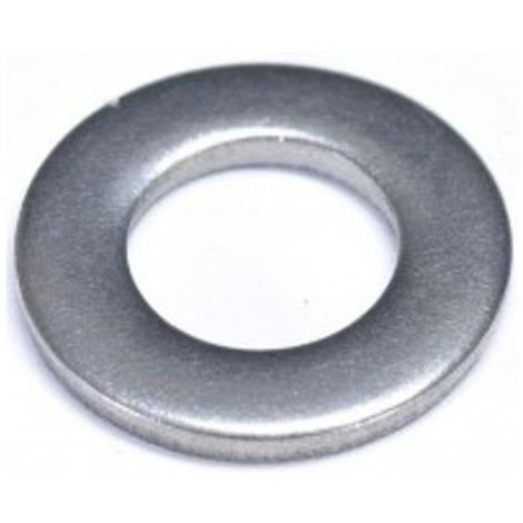 20 rondelles M6 plates type A INOX A2 DIN 125A - Fixtout